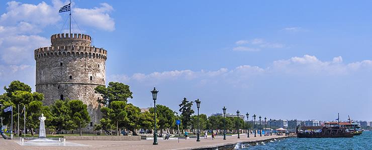 Το κλίμα στη Θεσσαλονίκη