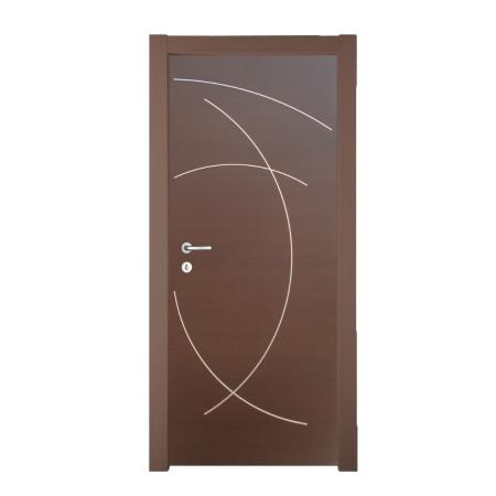 Θωρακισμένη Πόρτα Laminate - ΚΠ108