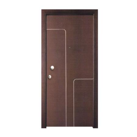 Θωρακισμένη Πόρτα Laminate - ΚΠ111