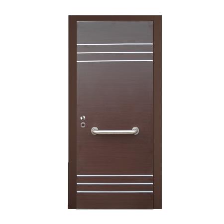 Θωρακισμένη Πόρτα Laminate - ΚΠ115