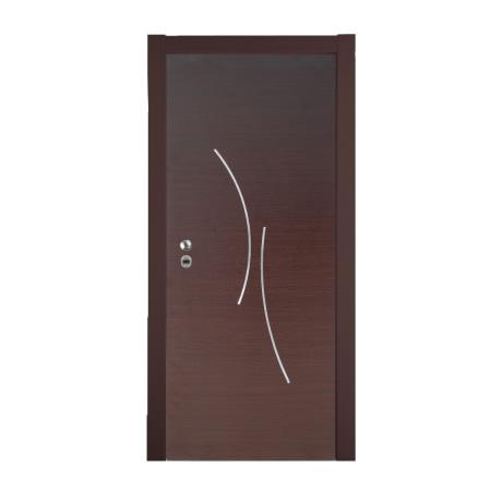 Θωρακισμένη Πόρτα Laminate - ΚΠ116