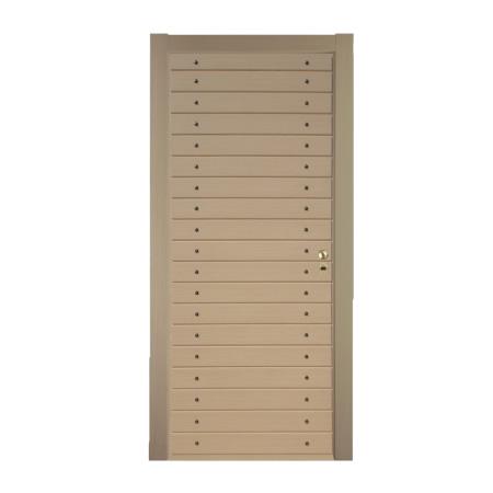 Θωρακισμένη Πόρτα Laminate - ΚΠ117