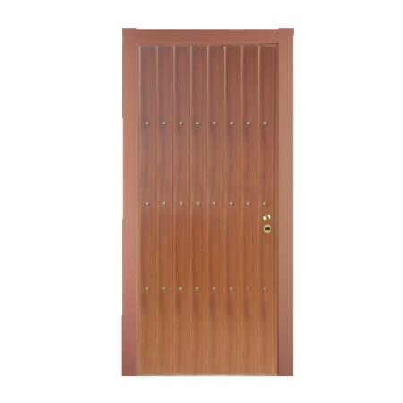 Θωρακισμένη Πόρτα Laminate - ΚΠ118