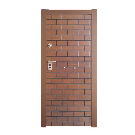 Θωρακισμένη Πόρτα Παντογραφική - ΚΠ203